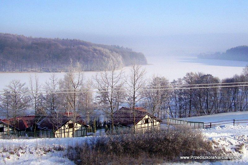 wieżyca wyciągi narciarskie niedaleko Gdańska